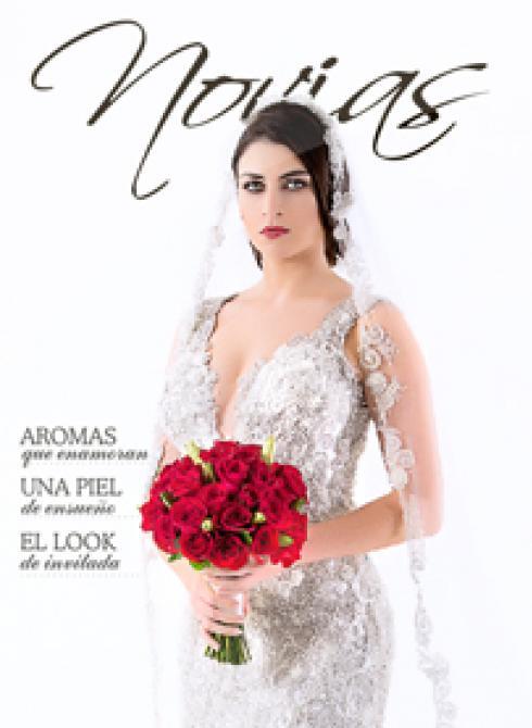 revista novia 2018