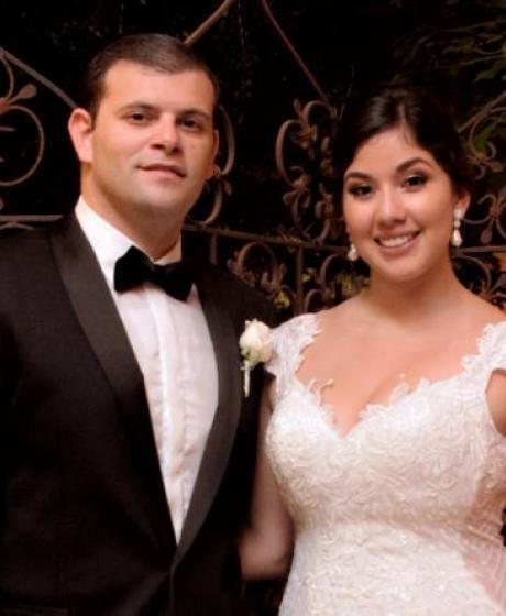 Javier Antonio Hoyos Juan y Erica Arango Castañeda.