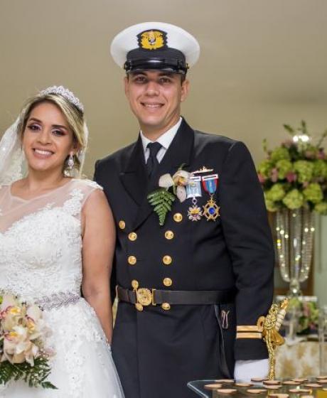 Johanna Campos Rubio y Efraín Alberto Gamarra Mendoza.